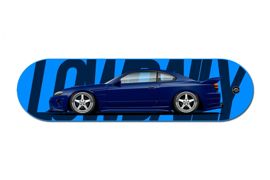 Доска Nissan Silvia S15 LIMITED